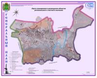 Карта планируемого размещения объектов регионального и местного значения