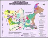 Карта границ зон с особыми условиями использования территории